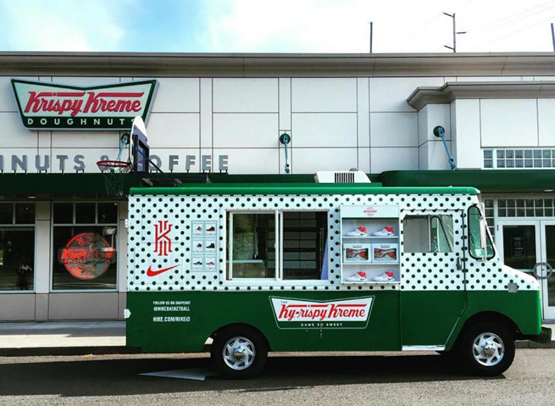 Kyrie 2 en colaboración con Krispy Kreme foto 2