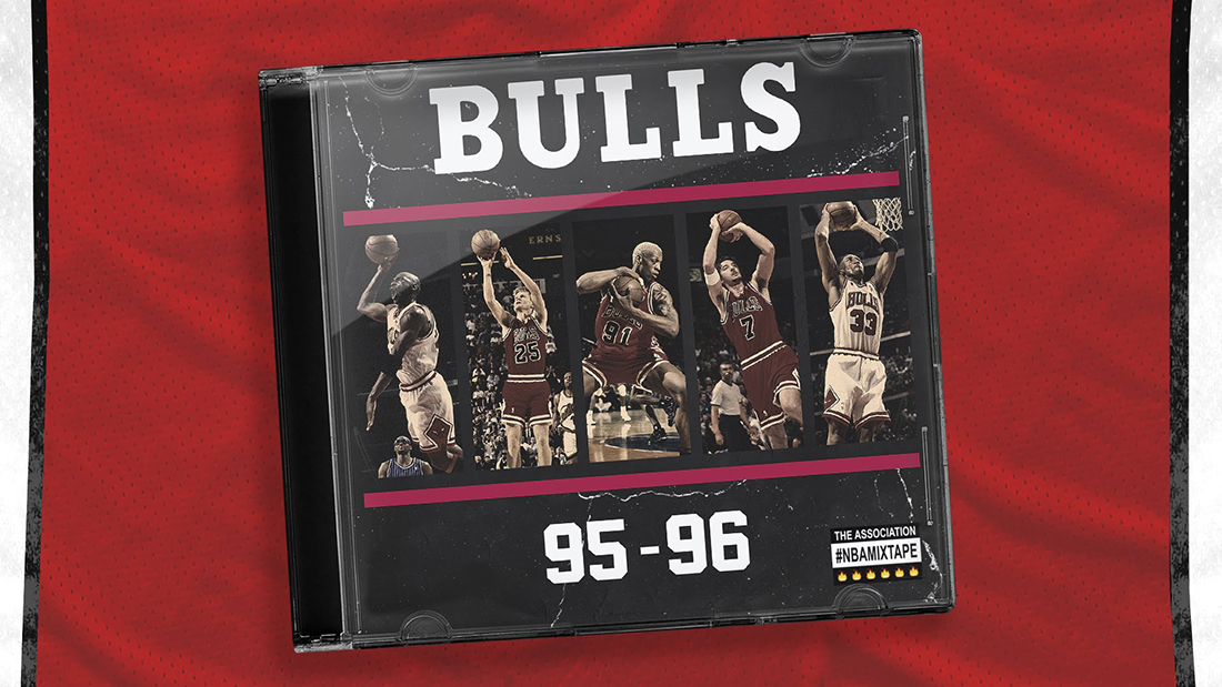 mix tape de los bulls