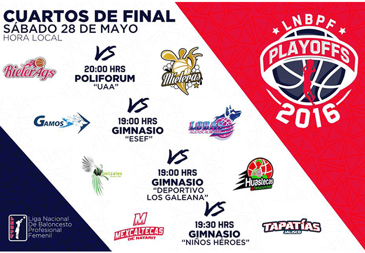 thumbnil. ARRANCAN LOS PLAYOFFS EN LA LNBP FEMENIL