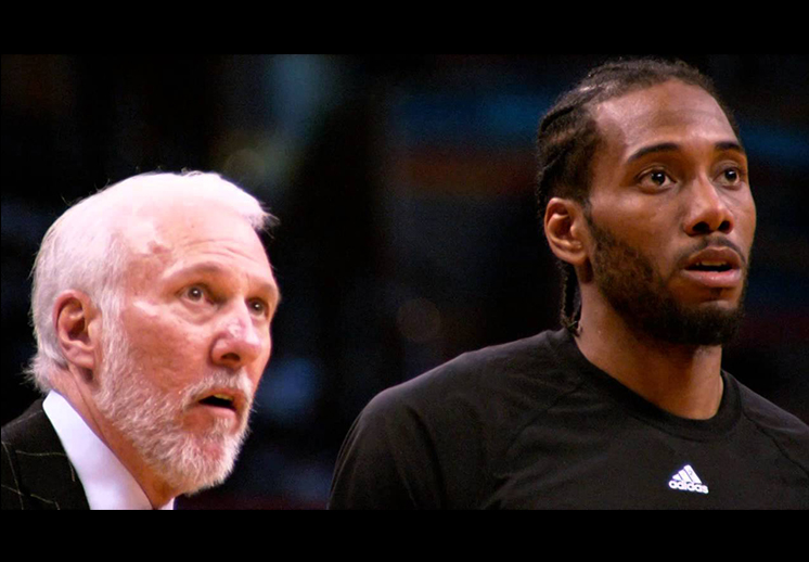 Spurs recobra el mando ante el Thunder