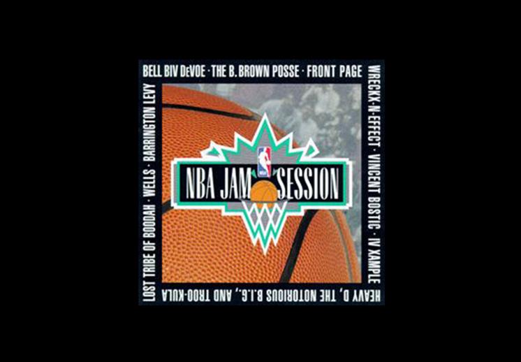 NBA JAM SESSIONS