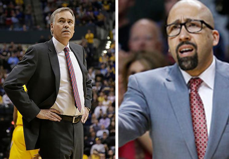 Rockets y Grizzlies con nuevo coach
