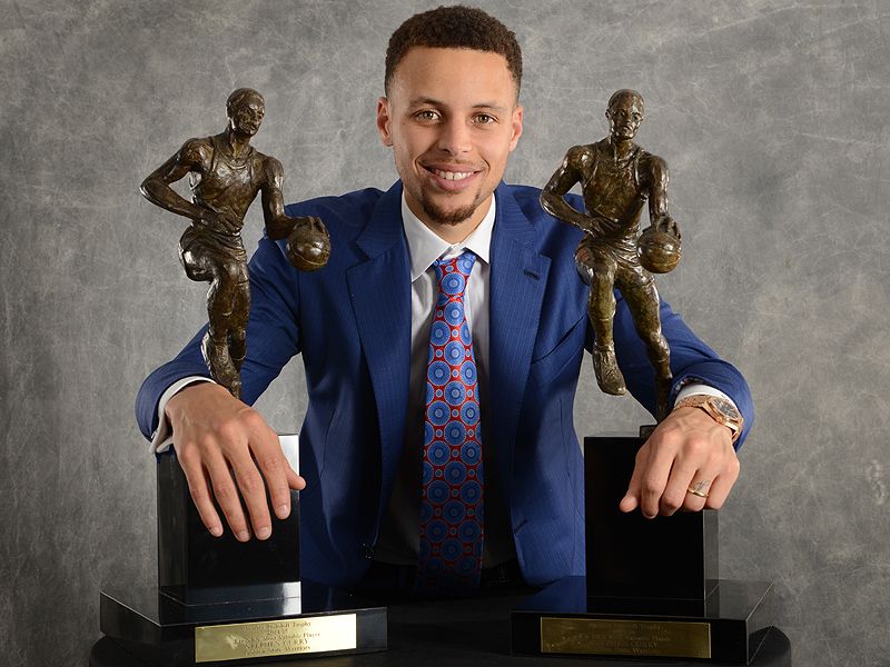 Las reacciones al MVP de Stephen Curry por Viva Basquet