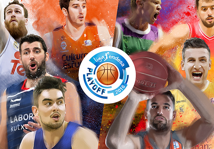 PLAYOFFS de la liga ENDESA