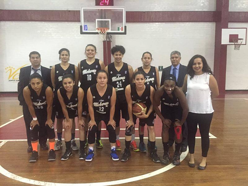 Mieleras y Lobas con ventaja en semifinales de LNBPF foto 2