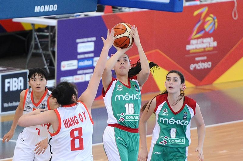 La Selección Femenil mejoró pero pierde con China en el Mundial U17 foto 1