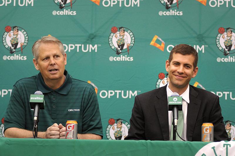 Los Celtics apuestan por la continuidad