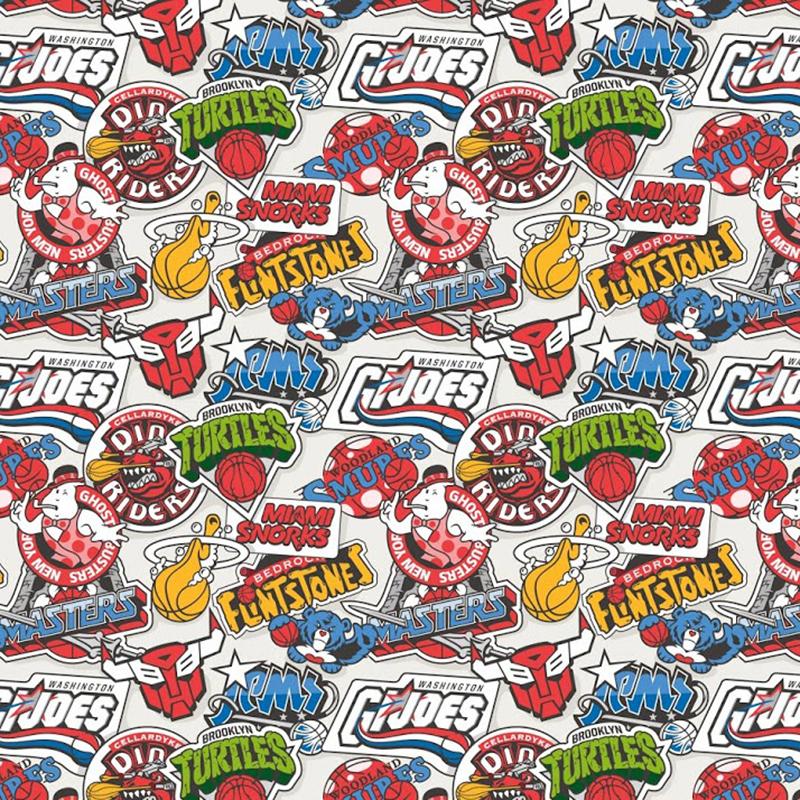 Los logotipos de la NBA inspirados por caricaturas foto principal