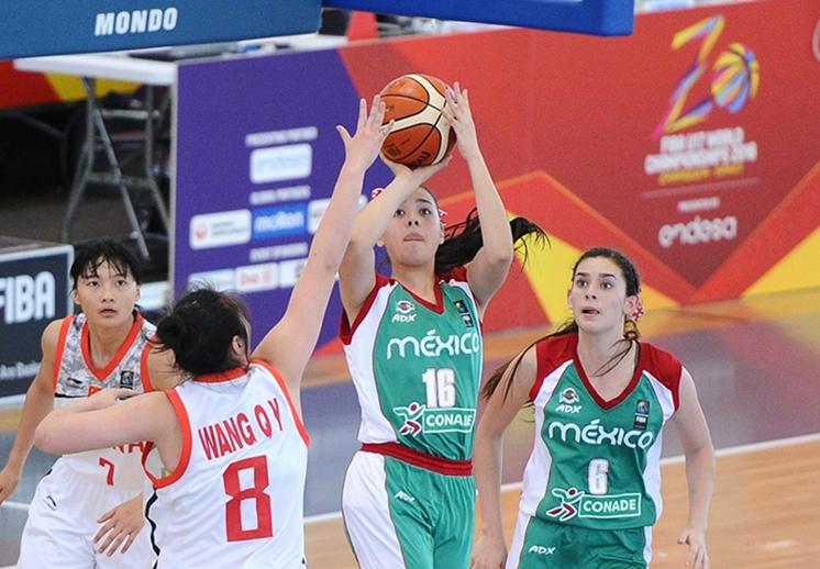 La Selección Femenil mejoró pero pierde con China en el Mundial U17