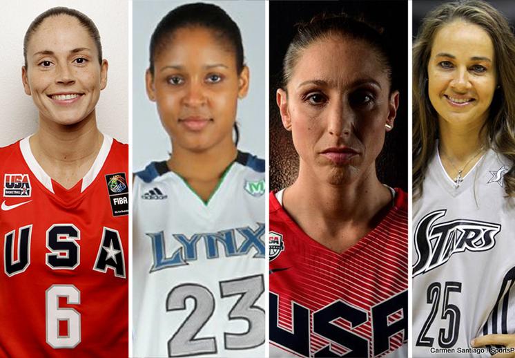 Las top 20 de la WNBA