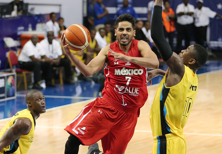 México sufrió pero está en semifinales del Centrobasket por Viva Basquet