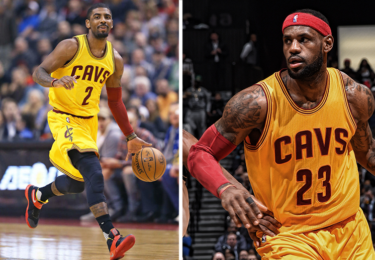 ESPN Sport Science: Kyrie Irving y Lebron James