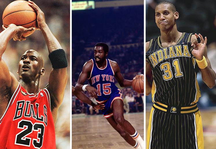 Los mejores escoltas en la historia de la NBA