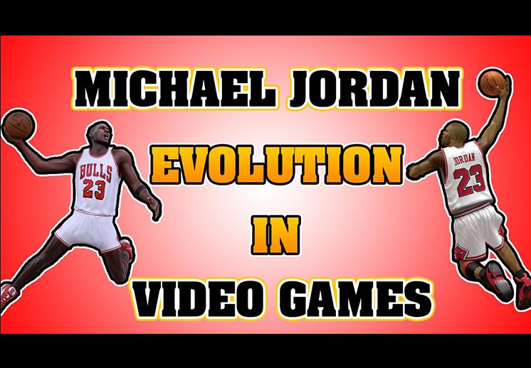 Michael Jordan en los video juegos (1988 - 2016)