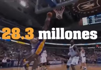 thumb Los 5 equipos de la NBA con más seguidores y likes en redes sociales.