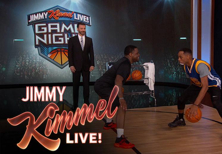El show de Brandon Armstrong con Jimmy Kimmel