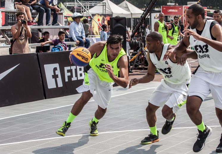 FIBA 3x3 World Tour se presenta en México por Viva Basquet