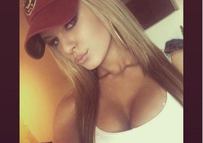 Alyssa Nelson la fan de Miami Heat por Viva Basquet