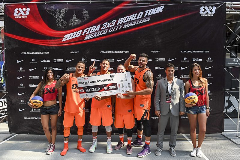 Consolidar el FIBA 3x3 World Tour el objetivo foto 1