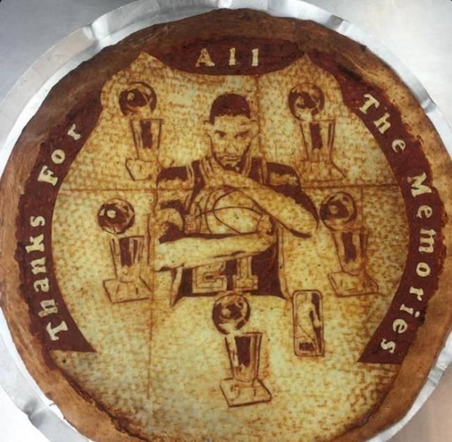 Así celebraron el Día de Tim Duncan por Viva Basquet