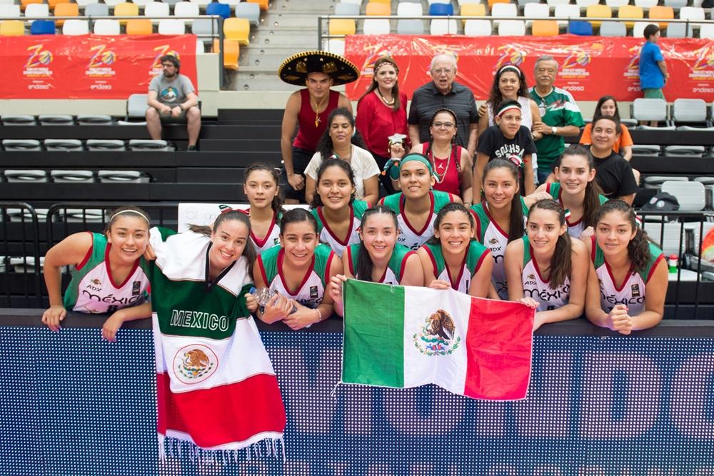 La Selección Femenil se despide del Mundial Sub-17 por Viva Basquet