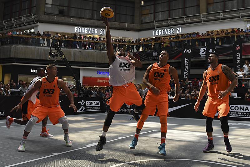 Consolidar el FIBA 3x3 World Tour el objetivo foto 2