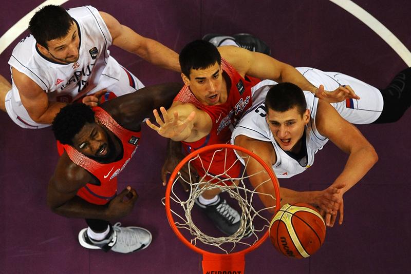 Serbia y Croacia sacan boleto a Rio 2016 foto 3