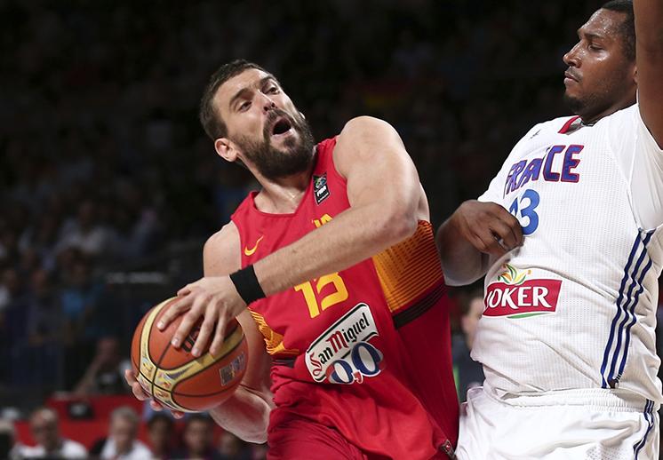España no contará con Marc Gasol en Rio por Viva Basquetº