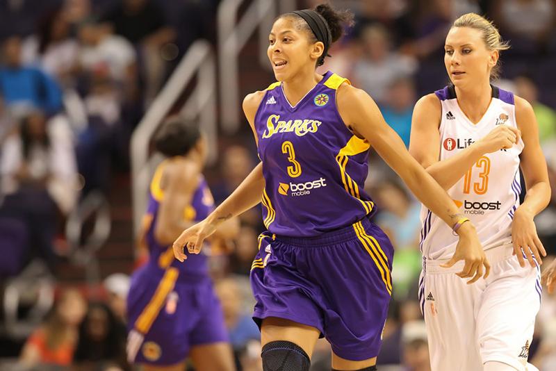 Pausa olímpica en la WNBA foto 1