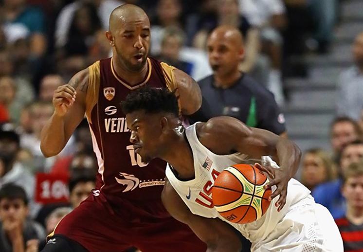 Greivis Vásquez tampoco va a Rio