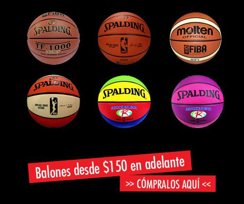 compra balones de basquetbol en la tienda de viva basquet