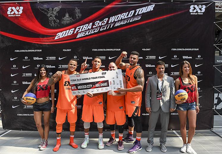 thumbnail. Consolidar el FIBA 3x3 World Tour el objetivo