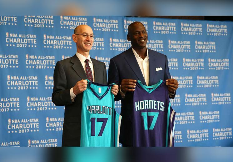 El NBA All-Star Game se va de Charlotte por Viva Basquet