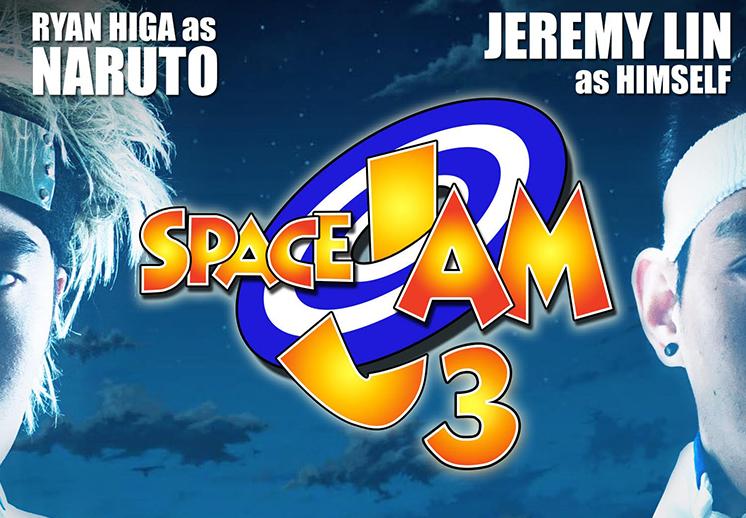 Jeremy Lin y su loca versión de Space Jam