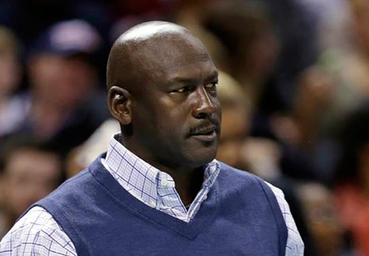 Michael Jordan rompe el silencio