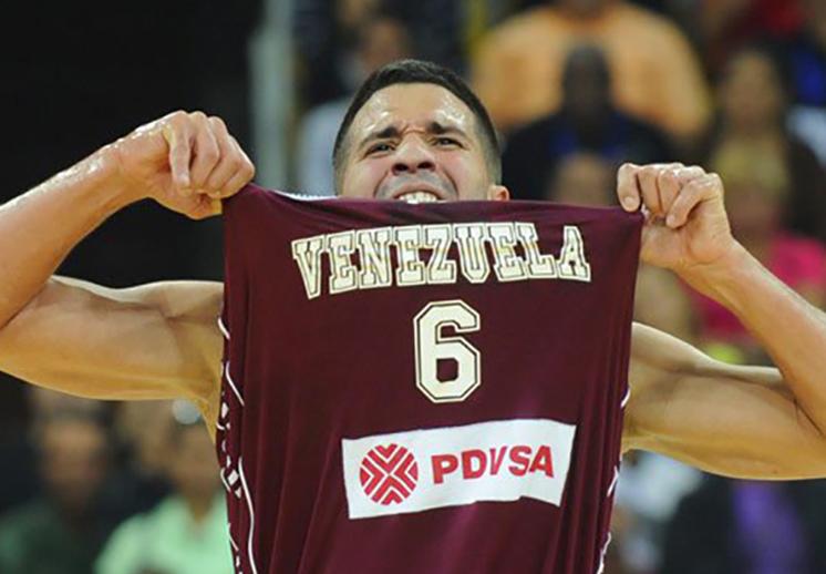 thumbnail. Greivis Vásquez tampoco va a Rio