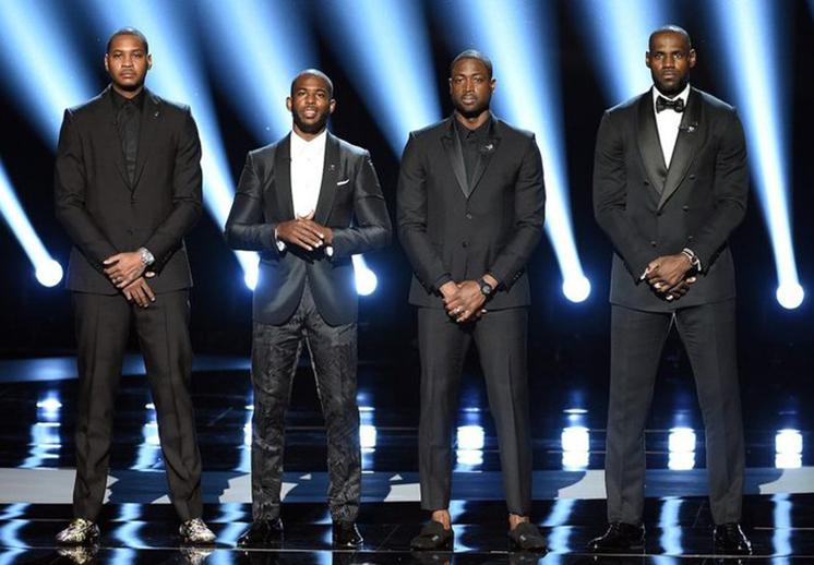 Llamado a la paz por parte de las estrellas de la NBA por Viva Basquet