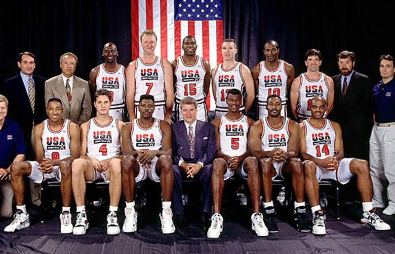 Las 5 mejores Selecciones de USA en Juegos Olímpicos foto 1
