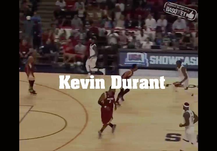 Los 5 mejores miembros del USA Basketball Team.