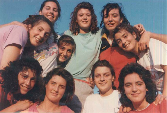 Leyendas olímpicas: El debut femenil de España. foto 1