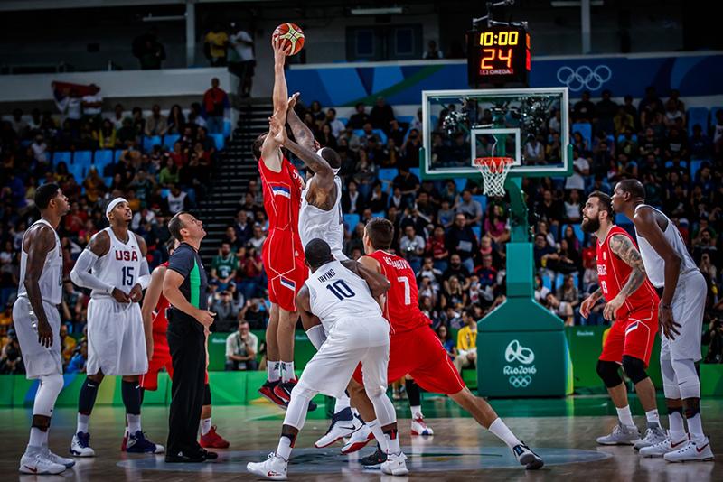 Frente a frente USA vs Serbia foto 2