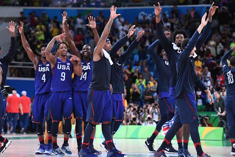 Estados Unidos aplasta a Serbia y se queda con el Oro en Rio foto 1