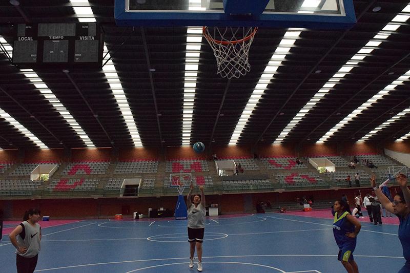 Chilangos sin límites en el basquet por Viva Basquet