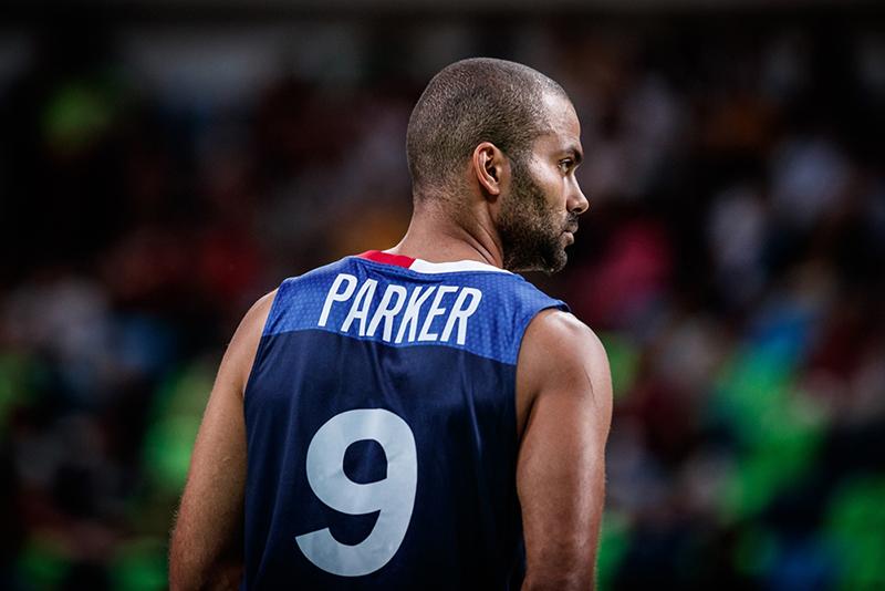 Tony Parker puso punto final a su etapa con Francia