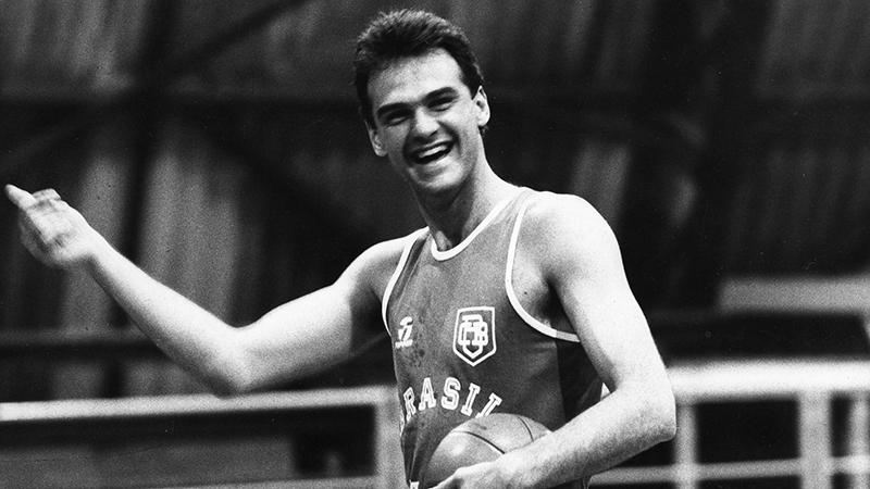 Leyendas Olímpicas: Oscar Schmidt