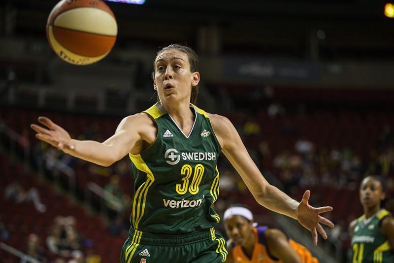 Los jerseys más vendidos en la WNBA