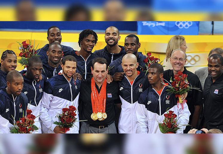 Leyendas Olímpicas: Mike Krzyzewskicerca del Olimpo por Viva Basquet