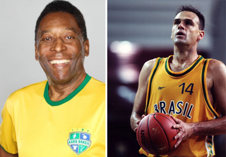Los Mejores Deportistas Brasileños