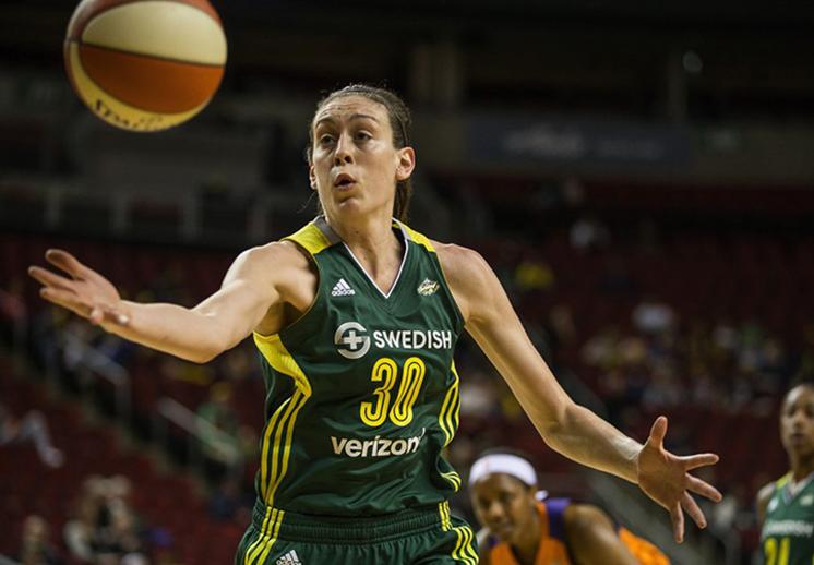 Los jerseys más vendidos en la WNBA foto 2