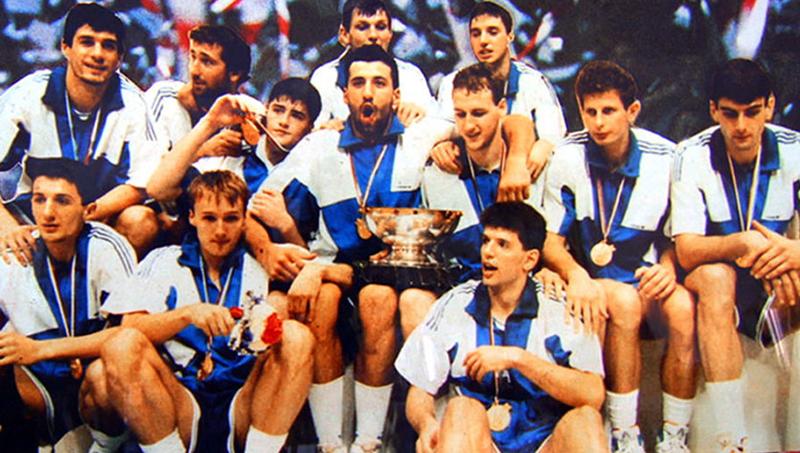 yugoslavia campeon olimpico en baloncesto